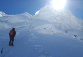 Voyage d'alpinsime au Pérou