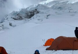 Alpinisme Huascaran