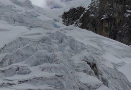 Glacier de l'Alpamayo