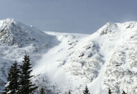 Ascension du Mont Colden dans les Adirondacks