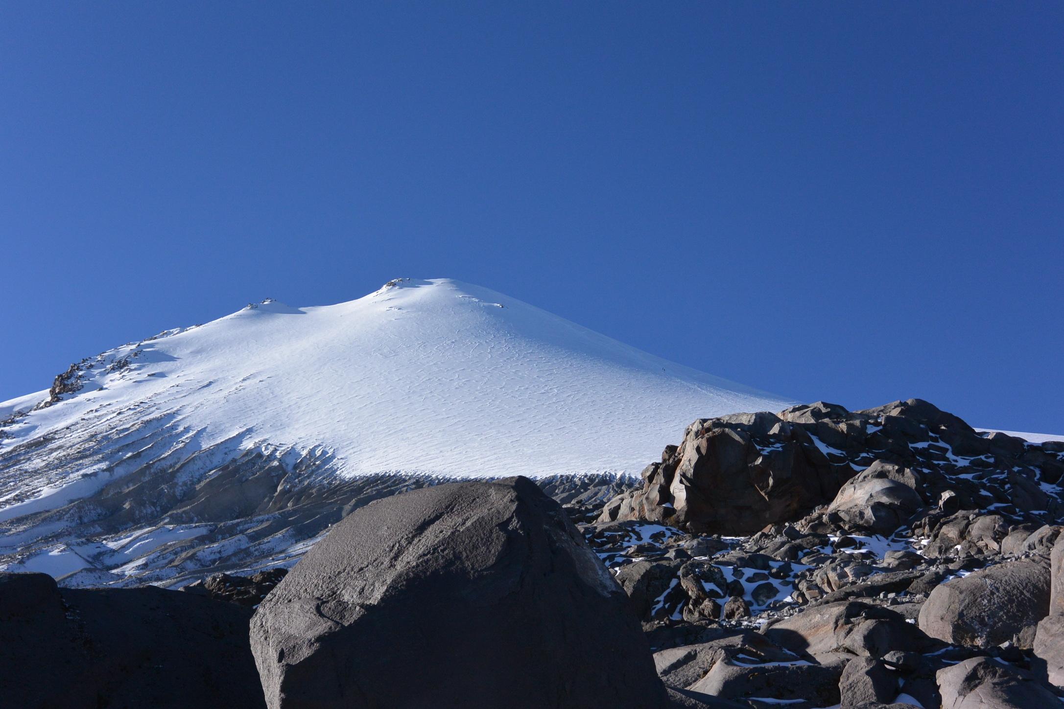 Guide pour l'ascension des volcans au Mexique
