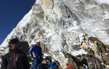 Guide pour l'ascension de l'Ama Dablam