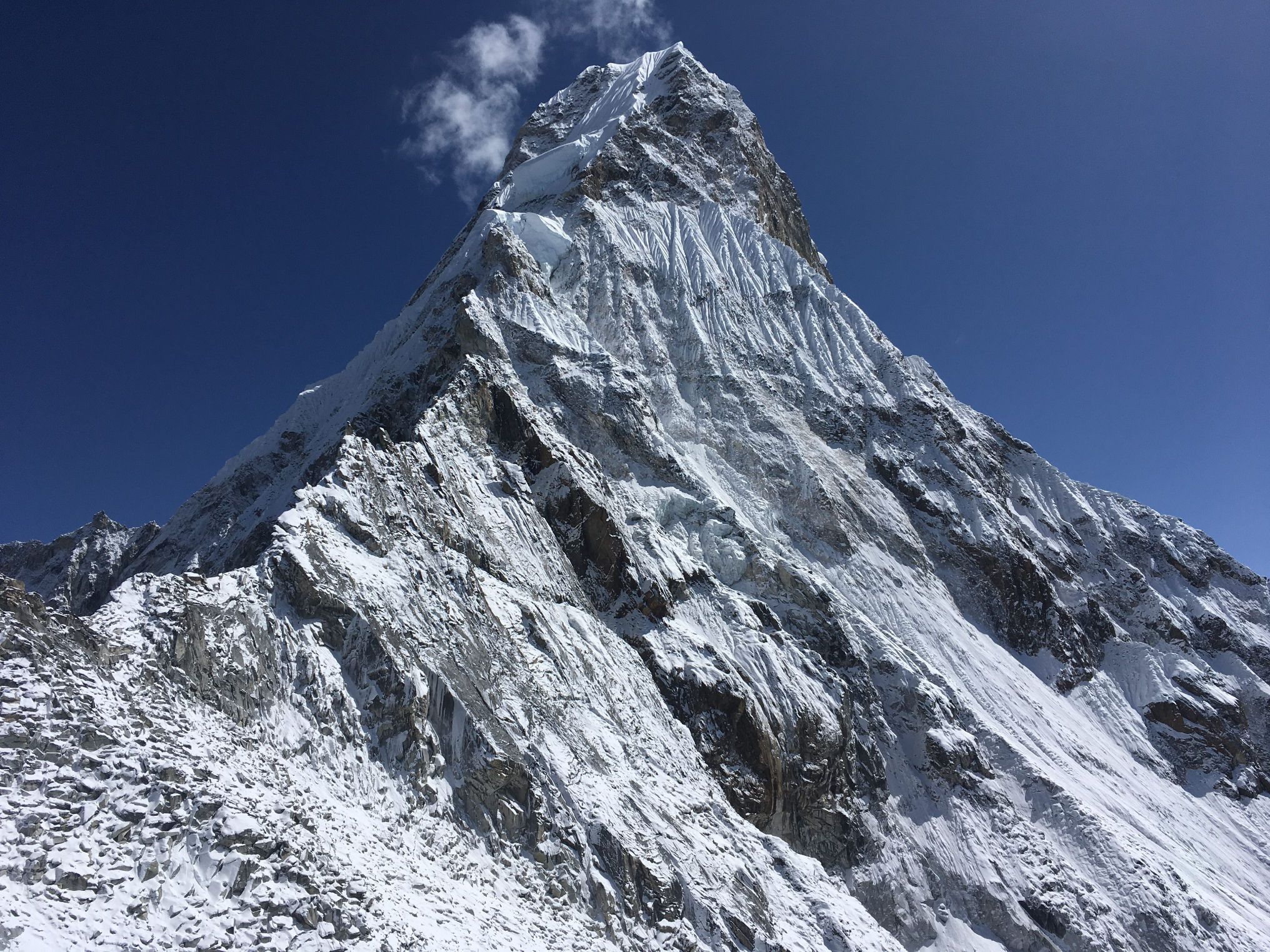 Expedition l'Ama Dablam