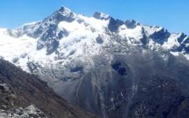 Montagne Urus Perou