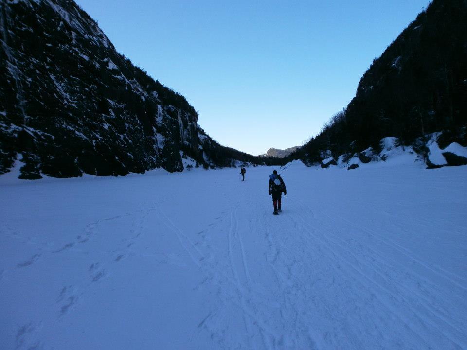 Randonné Mont Colden