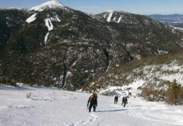 Alpinisme Mont Colden