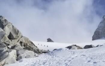 Alpinisme Urus Este, Ishinca et Tocllaraju