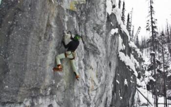 Guide escalade de glace