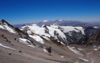 Sommet de l'Aconcagua