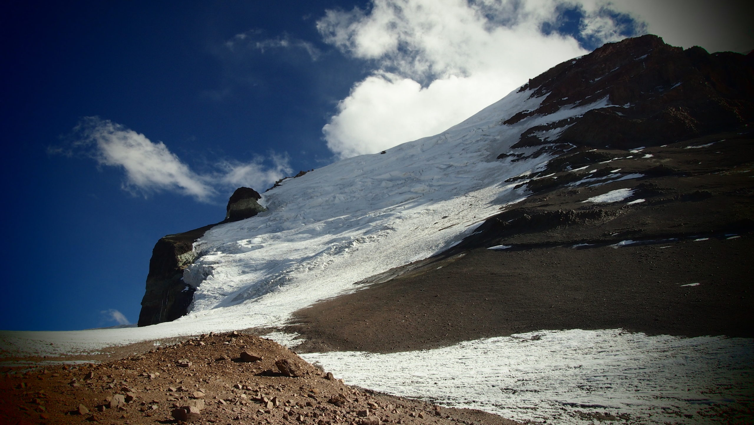 Voyage d'alpinisme en Argentine