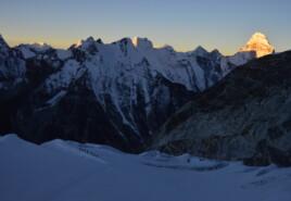 Alpinisme Island Peak