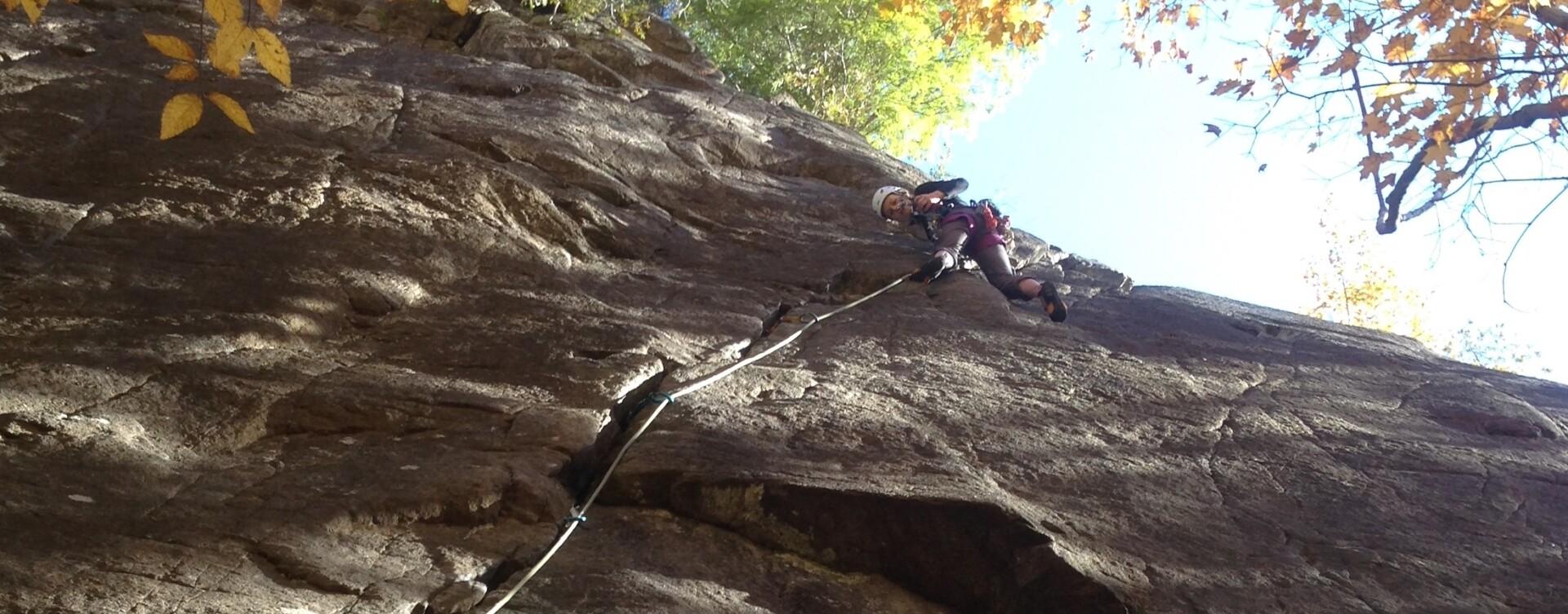 Guide d'escalade dans les Adirondacks