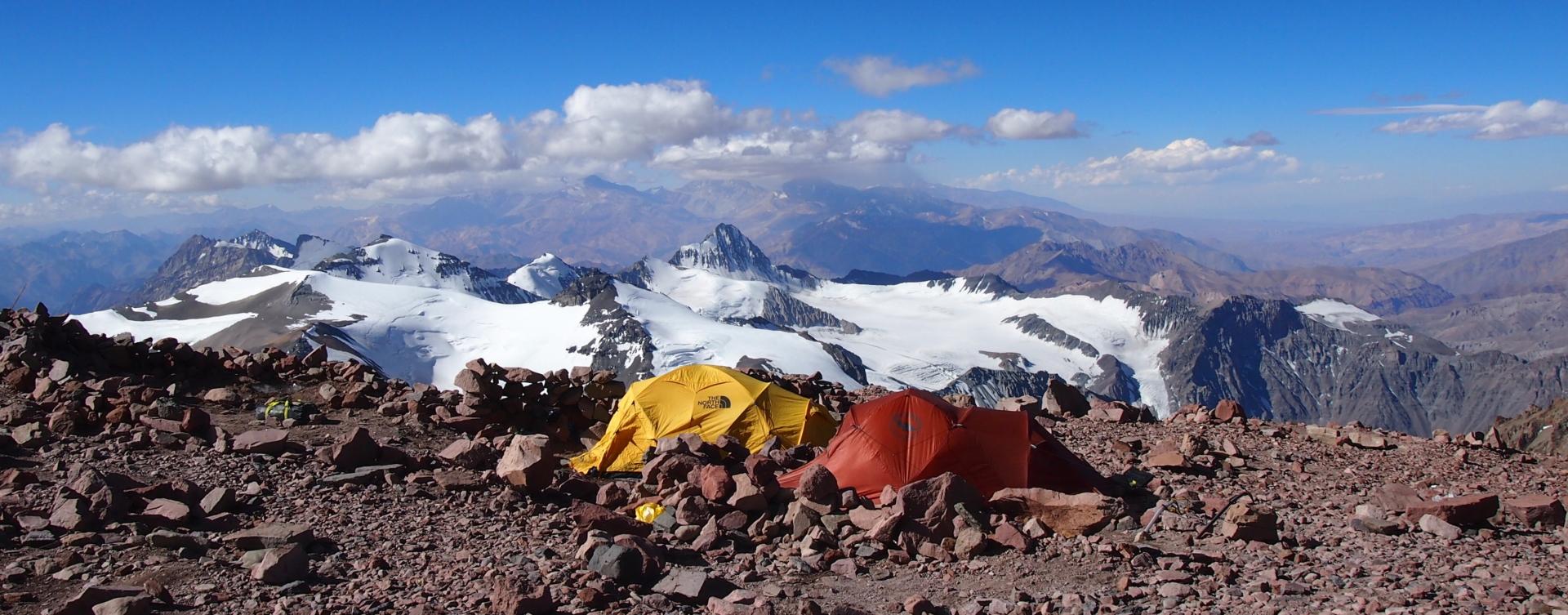 Voyage d'alpinisme en Argentine à Aconcagua