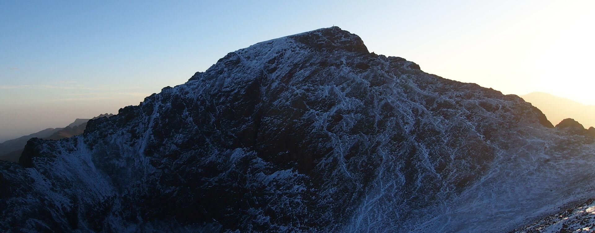 Guide d'alpinisme pour Toubkal